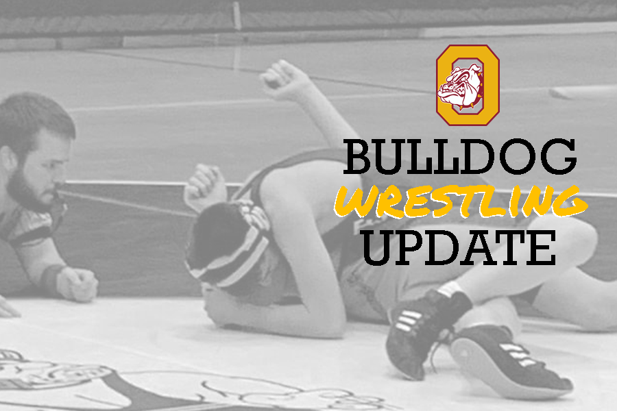Oberlin Wrestling Results: 1/16