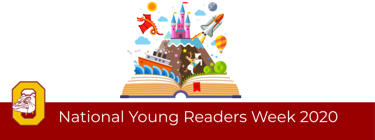First Grade Celebrates National Young Readers Week