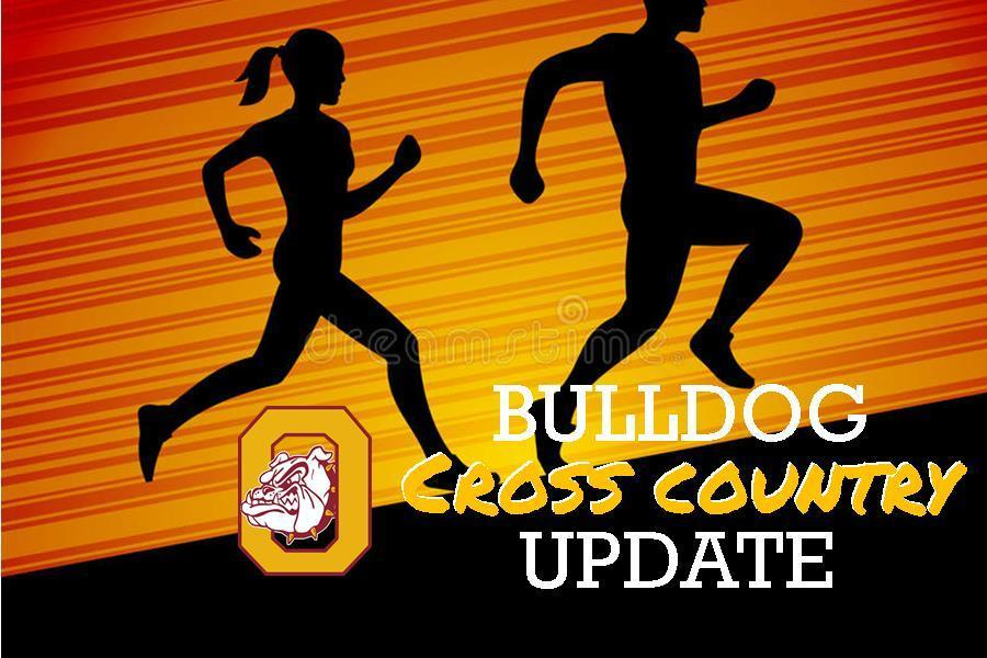 XC Results from Stockton
