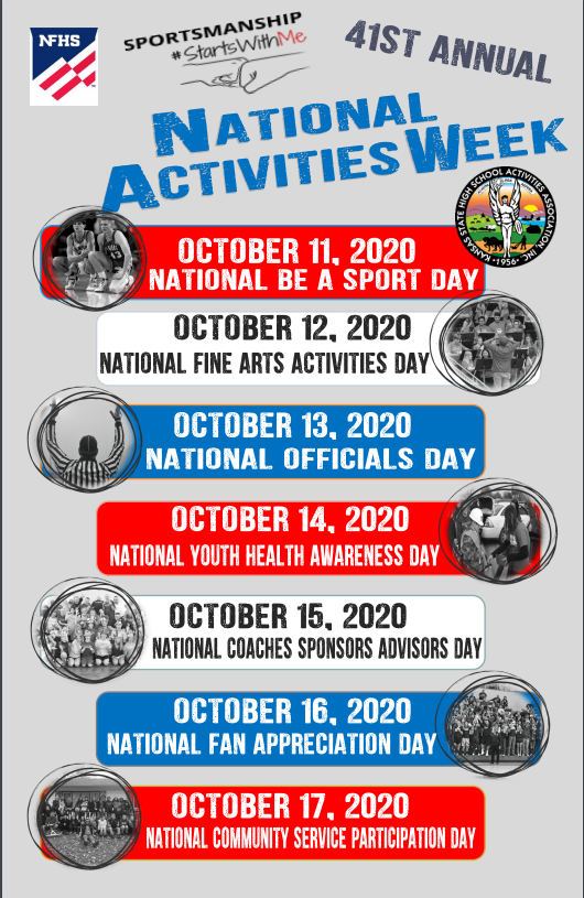 KSHSAA & OHS Promote National Activities Week!
