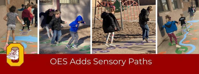 OES Adds  Sensory Paths