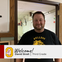 New Staff Profile: David Strait