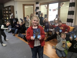 OES Hosts Big Read